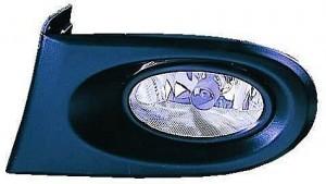 2001-2008 Honda Civic Fog Light Lamp - Left (Driver)