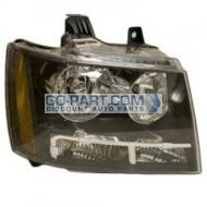 2007-2011 Chevrolet (Chevy) Blazer Headlight Assembly - Right (Passenger)