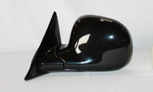 1995-1997 GMC Envoy Side View Mirror (Manual / Black) - Left (Driver)