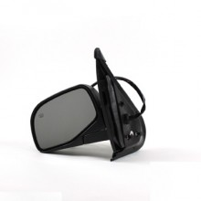 2001-2001 Ford Explorer Side View Mirror (Power Remote / Heated / without Puddle Light) - Left (Driver)