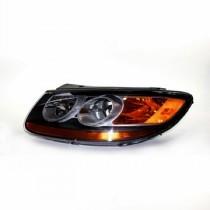 2007-2009 Hyundai Santa Fe Headlight Assembly - Left (Driver)