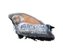 2007-2009 Nissan Altima Hybrid Headlight Assembly - Right (Passenger)