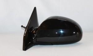 2004-2009 Kia Spectra Side View Mirror (LX Model / Manual Remote) - Left (Driver)