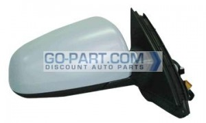 2001-2008 Audi A4 Side View Mirror - Right (Passenger)