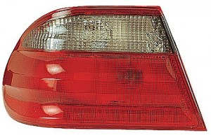 2000-2002 Mercedes Benz E55 Outer Tail Light - Left (Driver)