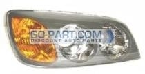 2001-2003 Hyundai XG350 Headlight Assembly - Right (Passenger)