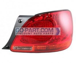 2001-2005 Lexus GS430 Tail Light Rear Lamp - Right (Passenger)