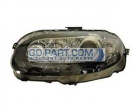 2006-2008 Mazda Miata Headlight Assembly (OEM / Halogen / From 4-12-06) - Left (Driver)