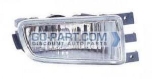 1999-2005 Lexus GS300 Fog Light Lamp (Halogen Lamps) - Right (Passenger)
