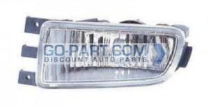 1999-2005 Lexus GS300 Fog Light Lamp (Halogen Lamps) - Left (Driver)