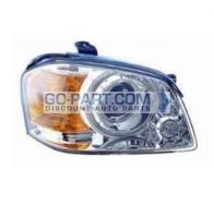 2003-2004 Kia Optima Headlight Assembly - Right (Passenger)