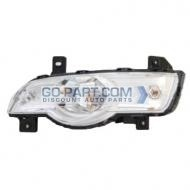 2009-2011 Chevrolet (Chevy) Traverse Parking Light - Left (Driver)