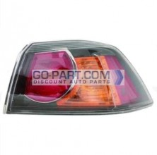2010-2011 Mitsubishi Lancer Evolution Tail Light Rear Lamp (OEM# 8330A622) - Right (Passenger)