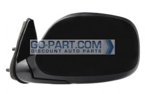 2003-2004 Toyota Tundra Pickup Side View Mirror - Left (Driver)