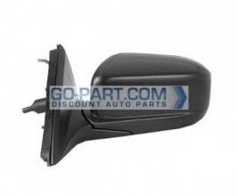2003-2007 Honda Accord Side View Mirror (Sedan / Manual Remote / USA) - Left (Driver)