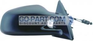 1999-2001 Pontiac Grand Am Side View Mirror - Right (Passenger)
