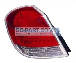 2007-2009 Saturn Aura Hybrid Tail Light Rear Lamp - Left (Driver)