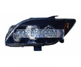 2008-2010 Scion tC Headlight Assembly - Left (Driver)