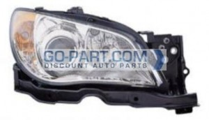 2007-2007 Subaru Impreza Headlight Assembly - Right (Passenger)