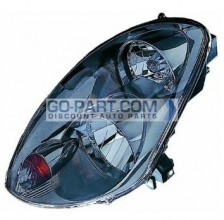 2003-2004 Infiniti G35 Headlight Assembly (Xenon) - Left (Driver)