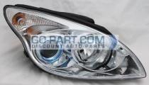 2009-2011 Hyundai Elantra Headlight Assembly - Right (Passenger)