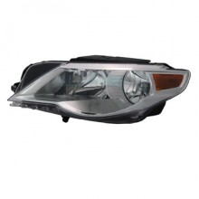 2009-2010 Volkswagen CC Headlight Assembly - Left (Driver)