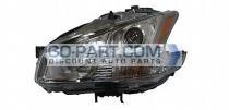 2009-2011 Nissan Maxima Headlight Assembly (Xenon) - Left (Driver)