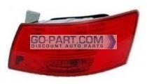 2008-2010 Hyundai Sonata Tail Light Rear Lamp - Right (Passenger)