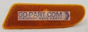 2000-2006 Mercedes Benz S500 Front Marker Light - Left (Driver)