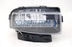 2005-2011 Chevrolet (Chevy) Corvette Fog Light Lamp - Right (Passenger)
