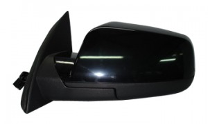 2010-2011 GMC Terrain Side View Mirror (Power Remote / Heated / RPO-DL8) - Left (Driver)