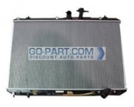 2009-2010 Toyota Highlander Radiator (With Tow Package)