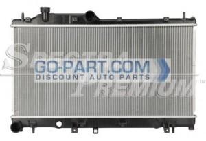 2008-2010 Subaru Impreza Radiator (STI / Manual)