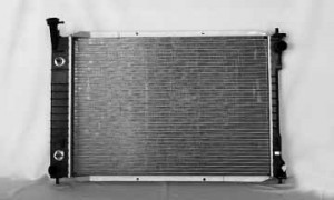 1999-2002 Nissan Quest Radiator