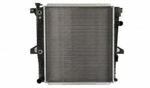 2000-2001 Mercury Mountaineer Radiator (4.0L V6 / 2-inch Channels)