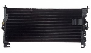 1995-1999 Mitsubishi Eclipse A/C (AC) Condenser (2.0L L4 / Without Turbo)