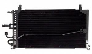 1993-1997 Isuzu Rodeo A/C (AC) Condenser (3.2L V6)