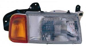 1989-1991 Suzuki Sidekick Headlight Assembly - Right (Passenger)