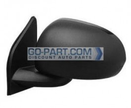 2009-2010 Jeep Patriot Side View Mirror - Left (Driver)