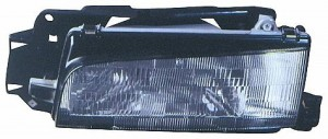 1995-1995 Mazda Protege S Headlight Assembly - Left (Driver)