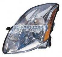 2004-2004 Nissan Maxima Headlight Assembly - Left (Driver)