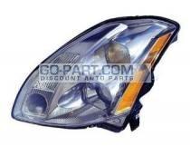 2005-2006 Nissan Maxima Headlight Assembly (Xenon) - Left (Driver)
