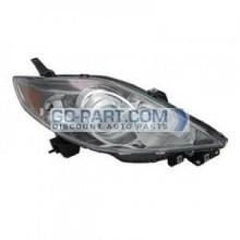 2006-2007 Mazda 5 Mazda5 Headlight Assembly - Right (Passenger)