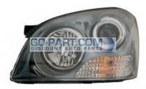 2006-2007 Kia Optima Headlight Assembly (with Appearance Package) - Left (Driver)