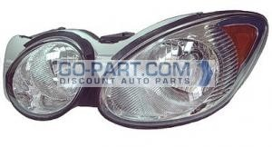 2008-2009 Buick LaCrosse Headlight Assembly - Left (Driver)