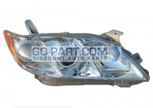 2007-2007 Toyota Camry Headlight Assembly - Right (Passenger)