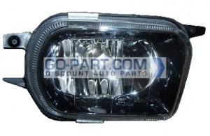 2006-2006 Mercedes Benz CLK500 Fog Light Lamp - Right (Passenger)