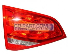 2009-2011 Audi A4 Luggage Lid Tail Light Rear Lamp - Left (Driver)