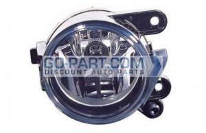 2006-2009 Volkswagen Golf / GTI / GTA Fog Light Lamp - Right (Passenger)
