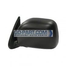 2000-2002 Toyota 4Runner Side View Mirror (Manual) - Left (Driver)